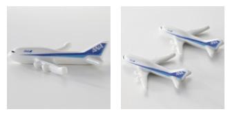 ANAショッピング限定「飛行機型の箸置き」