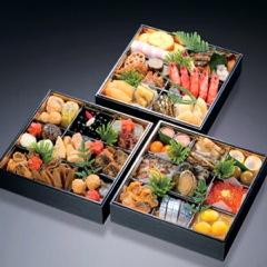 阪急梅田本店のおせち料理