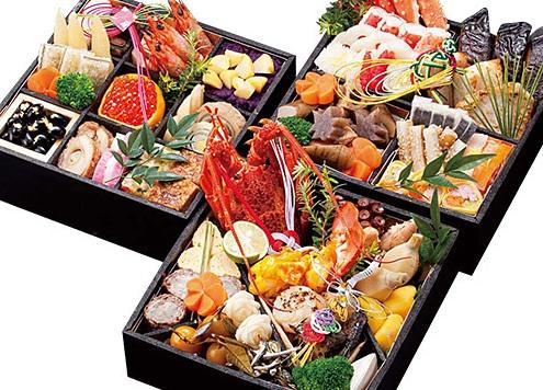 岡山高島屋のおせち料理