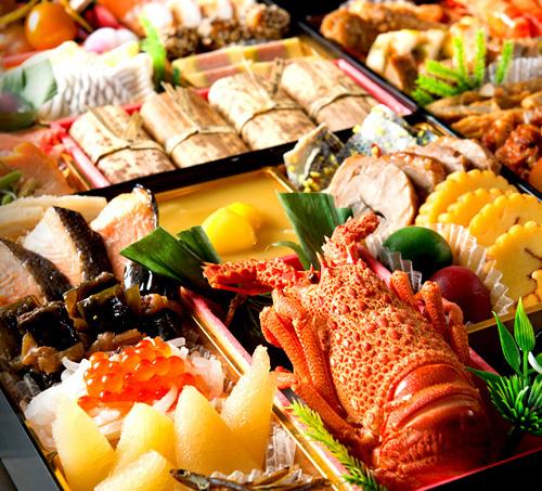 九州博多のおせち