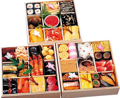 『京料理 美濃吉』おせち料理