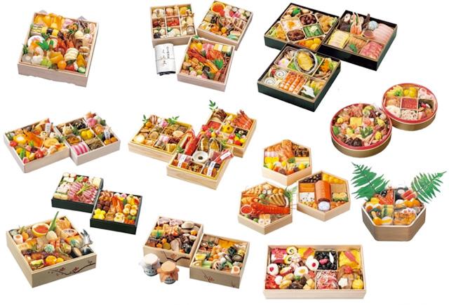 静岡のご当地の名店のおせち
