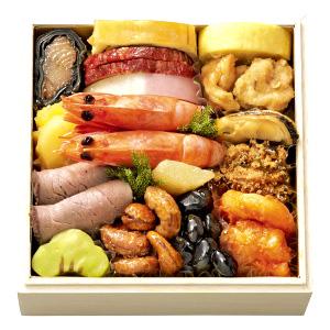 タカシマヤオリジナル お試しおせち料理
